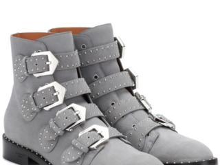 Новые ботинки GIVENCHY Elegant Studs 37-38 размер