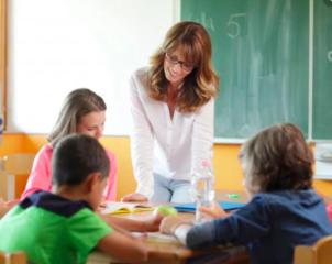 Учитель начальных классов. Индивидуальные занятия.