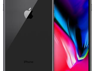IPhone 8 Plus 64GB!!! ЧЕРНЫЙ, в идеале!! БУ! CDMA/GSM! 4G Интернет.
