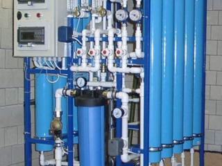 Промышленная очистка воды и водоподготовка. Экспертно-консультационные услуги. Химический анализ воды.
