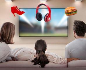 Создание рекламных видеороликов для ТВ.