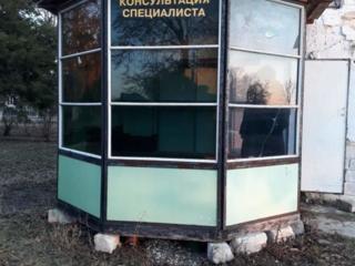 Продается торговый ларек, размером 3м на 2м, переносной, окна триплекс, то