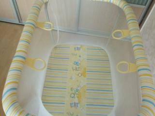 Ванночка, пеленальный столик, манеж