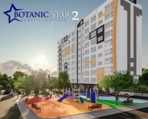 """Новый жилой комплекс """"Botanic Star 2""""."""