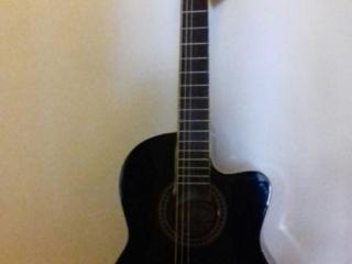 Полуакустическая гитара HОВАЯ В УПАКОВКЕ