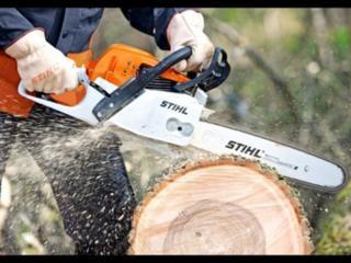 Tăiem lemne