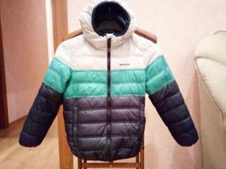Куртка демисезонная, Осень-зима ZK Department ZARA р. 128 на 7-8 лет