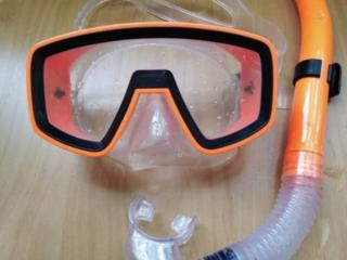 Подводная маска.