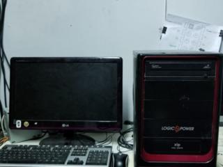 Быстрый компьютер в отличном состоянии на DDR 3 памяти