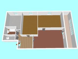 Продается 3-комнатная, 5/5, Центр, ул. Манойлова, под ремонт.