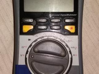Профессиональный цифровой мультиметр UNI-T UT 70B.