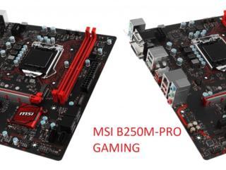 MSI B-250 GamingPRO материнская плата на соккете 1151