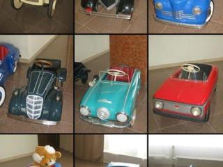 Куплю педальные машинки СССР, машинки на педалях