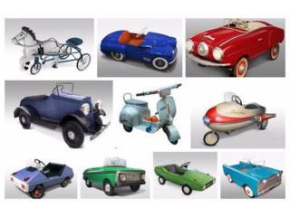 Куплю детские педальные машинки периода СССР