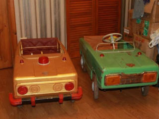Куплю детские педальные автомобили СССР