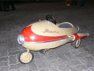 Куплю педального коня, педальный трактор, педальную машинку СССР