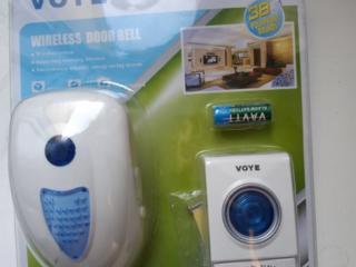 Продам новый беспроводной дверной звонок 120 руб.