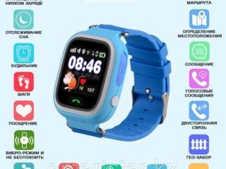 Смарт часы Baby Watch Q90 (звонки, SMS, GPS, WI-FI, датчик снятия)
