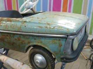 Куплю детскую педальную машинку времен СССР в любом состоянии