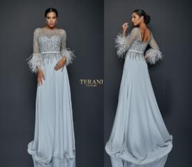 Вечерние платья TERANI(США). Только в салоне MILANA. В наличии!