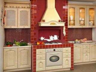 Кухни на заказ в классическом стиле!