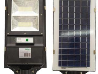 Corp de iluminat stradal solar LED 40 W 6500K