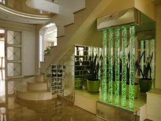 Пузырьковые колонны от дизайн студии Романа Москаленко