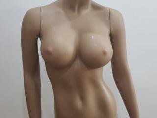 Продам манекен женский гипсовый (Полный рост)