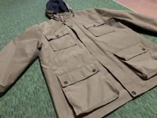 Продам куртку-парку демисезонную