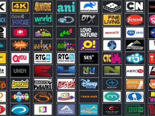 Спутниковое ТВ. Более 4500 тв каналов за 100 гр. в месяц