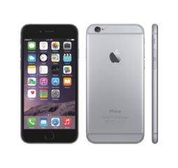 Iphone 6 Space Gray 64 gb.