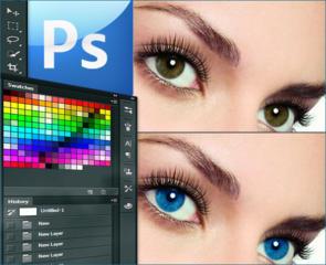 Обработка фотографий для публикации в интернете.