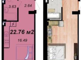 Продам СВОЮ смарт квартиру в СДАННОМ ДОМЕ ЖК МАРШАЛ СИТИ на Таирова.