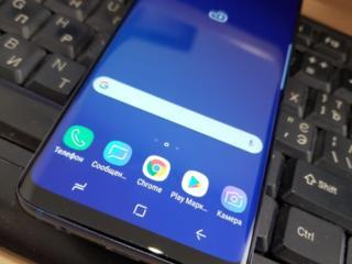 Samsung Galaxy S9. Тестирован.