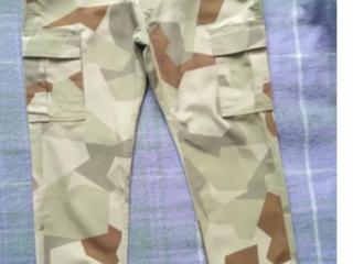 Штаны Staff Cargo Camouflage Размер S