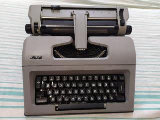 Электрическая печатная машинка на русском языке