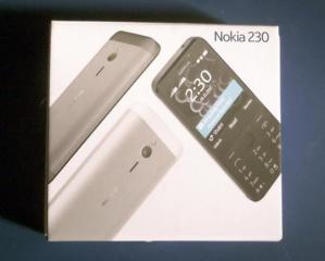 Nokia 230 Dual Sim.
