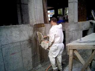 Алмазная резка бетона расширение оконных дверных проемов усиление стен
