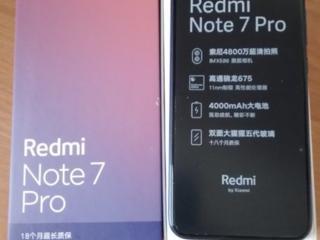Сяоми redmi note 7 pro 6/128 гб, gsm, новый.