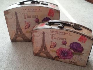 Декоративные чемоданы! 200 руб