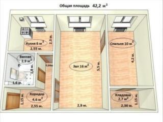 Продается 2-комн квартира на Правде (Шафран)!!!