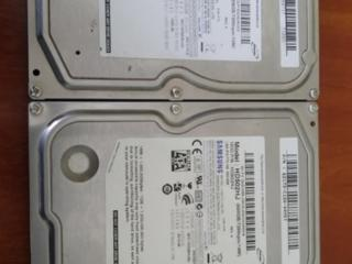 2 HDD Samsung 500Gb, 320Gb