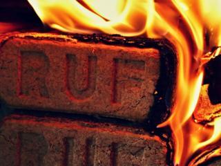 Топливные брикеты RUF – Дуб и Берёза с доставкой