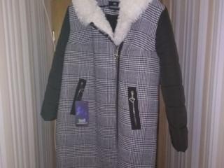 Новое женское пальто недорого