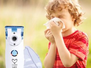 Inhalator ultrasunet cu MESH tehnologie небулайзер электронно-сетчатый