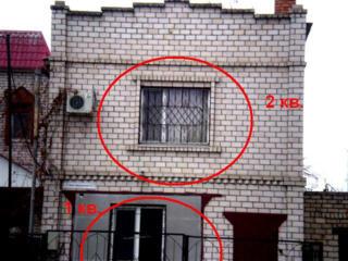 Двухкомнатная квартира (дом) отдельно стоящая, посуточно