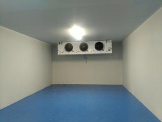 Камеры холодильные.