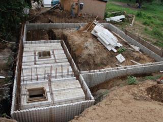 Термопанели армированные домостроительные