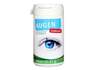 Vitamine pentru ochi Germania Витамины для глаз Германия