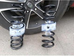 Защита подвески оригинальные немецкие автобаферы Power Guard!